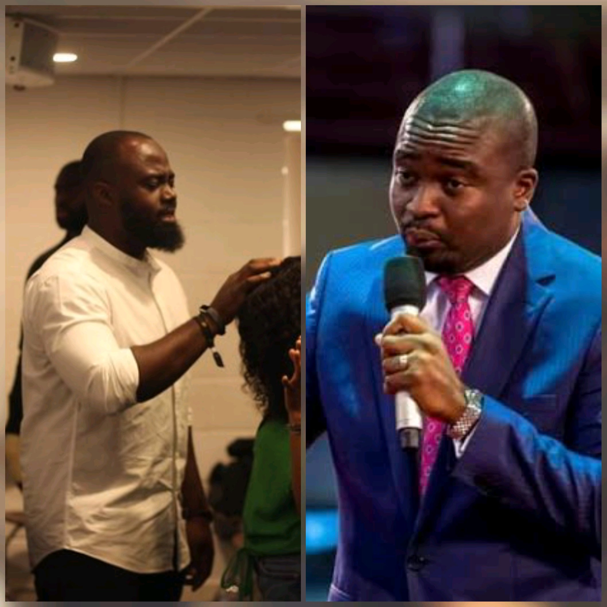 These 2 Pastors' Sons who are very much active in their father's ministries