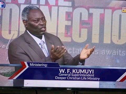 Nebuchadnezzar is in heaven – Pastor Kumuyi Explains