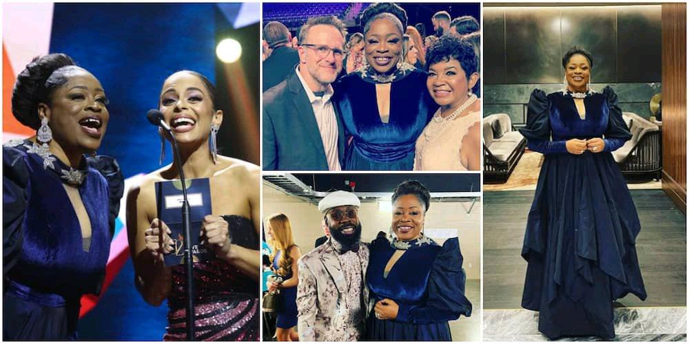 2021 GMA Dove Awards: Nigerian Gospel Singer Sinach Shines on World Stage