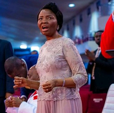 Pastor Faith Oyedepo Reveals The Best Method To Use As A Parent To Train A Child
