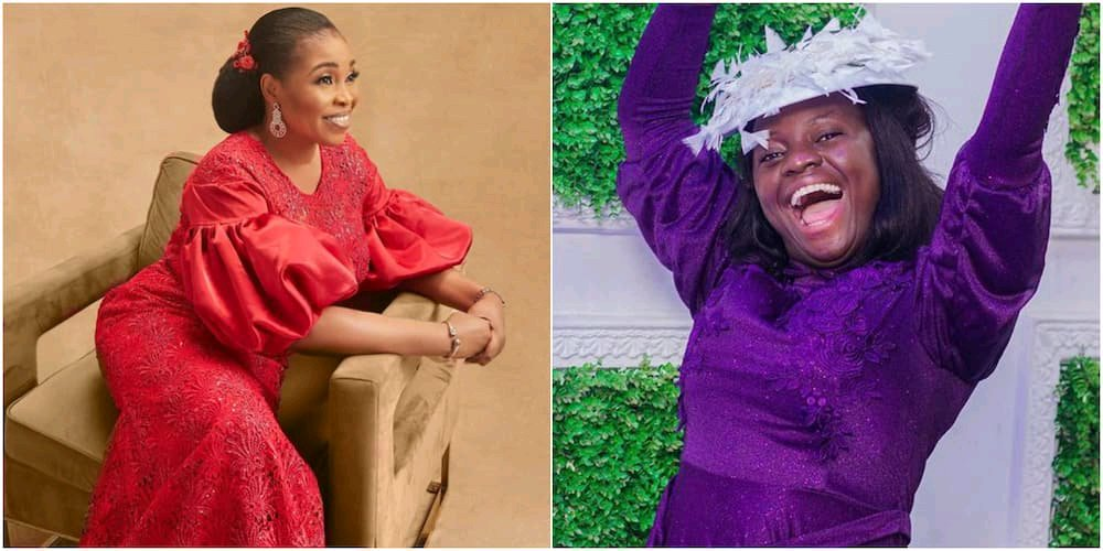 """""""Thank you for making it possible for us to dream again""""- Adeyinka Alaseyori Celebrates Tope Alabi Amidst Online Drama, Fans React"""